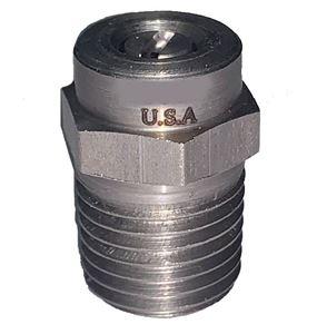 "Picture of GP 25º x #5.0 M-Style Spray Nozzle 1/4"" NPT-M"