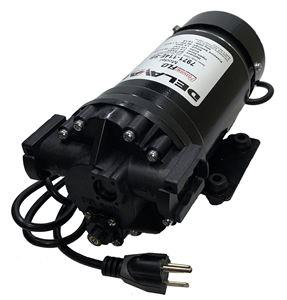 "Picture of Delavan FB3 Diaphragm Pump 115/120V, 60PSI, 7.0GPM, BYP 3/4"" Quick Attach"
