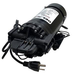 "Picture of Delavan FB3 Diaphragm Pump 115/120V, 60PSI, 7.0GPM, DEM 3/4"" Quick Attach"