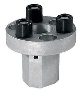 """Picture of Coupling kit, motor side for F15 (1-3/8"""") includes couplings, bushings, and set screws"""