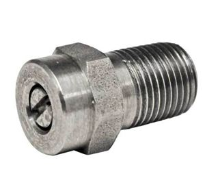 "Picture of GP 15º x #4.5 S-Style Spray Nozzle 1/8"" NPT-M"
