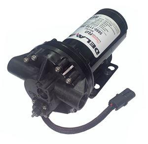 Picture of Delavan Diaphragm Pump 12V, 60PSI, 5.0GPM, BYP