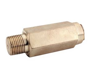 "Picture of Safety Relief Valve 6,000 PSI, 1/4"" MPT"