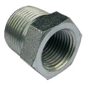 Picture of 1/2M x 3/8F Hex Bushing Steel