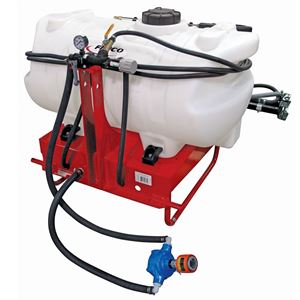 Picture of 3 Point Sprayer Complete, 60 Gallon 7 Nozzle Boom Pump & Handgun (60-3PT-7N)