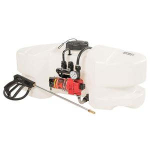 Picture of Spot Sprayer, 25 Gallon, 4.5 GPM, 60 PSI, 12 V  Deluxe W/Manifold (LG-25-HV)