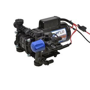 Picture of Everflo High Pressure Diaphragm Pump 12 V, 200 PSI, 2.0 GPM QA Ports