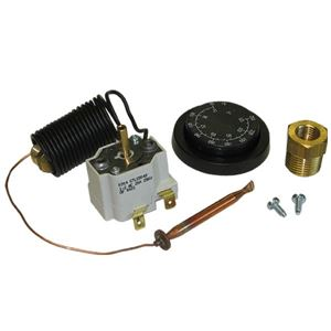 Picture of GP Panel Mount Probe Style Thermostat 86º - 250º