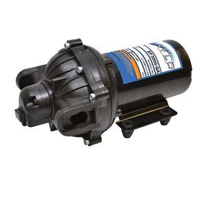 Picture of Everflo Diaphragm Pump 12 V, 60 PSI, 3.0 GPM QA Ports