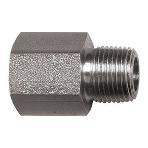 Picture of 1/4 FPT x 1/4 MPT Adapter Steel