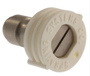 "Picture of #12.0 x 40º QCMEG 1/4"" WashJet® Spray Nozzle"