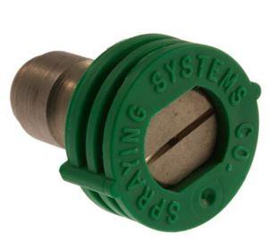 "Picture of #12.0 x 25º QCMEG 1/4"" WashJet® Spray Nozzle"