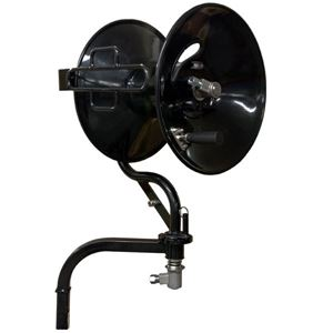 """Picture of 3/8"""" x 200' Trailer Mount Hose Reel 5,000 PSI 250° F"""