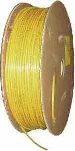 Picture of FLEX-DOT 5/8 OD X 250 FT Yellow Reinforced Air Brake Tube - Type 3B