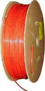 Picture of FLEX-DOT 1/2 OD X 500 FT Red Reinforced Air Brake Tube - Type 3B