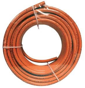 Picture of FLEX-DOT 1/2 OD X 100 FT Orange Reinforced Air Brake Tube - Type 3B