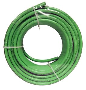Picture of FLEX-DOT 1/4 OD X 100 FT Green Non-Reinforced Air Brake Tube - Type 3A