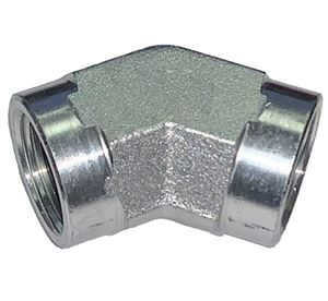 Picture of 1/8 FPT 45° Elbow Steel