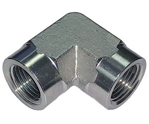 Picture of 1/8 FPT 90° Elbow Steel