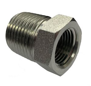 Picture of 1/2 MPT x 1/8 FPT Hex Bushing Steel