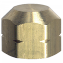 Picture of 1/2 FPT Brass Cap