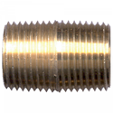 Picture of 1 MPT Brass Close Nipple