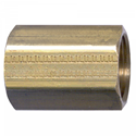Picture of 1/4 FPT Brass Coupling