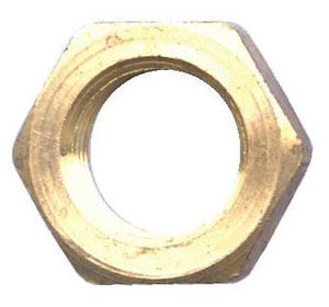 Picture of 1/8 FPT Brass Lock Nut
