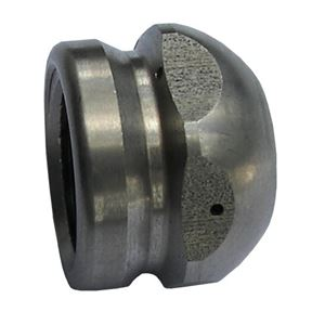 """Picture of Cornering Sewer Nozzle 1/4"""", #  5.5"""
