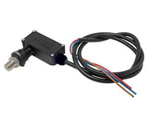 """Picture of PA PR16 / GP Pressure Switch, 580 Switching (Black), 1/4"""" M Stainless Steel 5,000 PSI"""