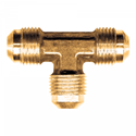 Picture of 1/4 Tube OD Brass Union Tee