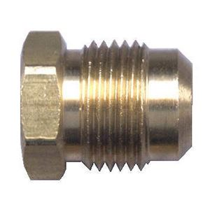 Picture of 3/8 Tube OD Brass Sealing Plug