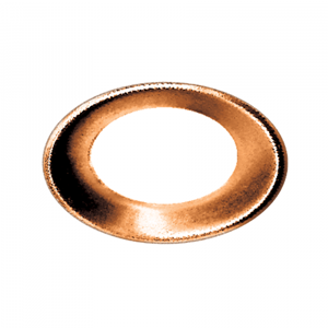 Picture of 3/4 Tube OD Brass Copper Flare Gasket