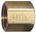 Picture of 3/4 Female NPT x 3/4 FGH Brass Coupling