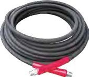 "Picture of Black Hose 3/8"" x 100' 7,400 PSI 2-Wire"