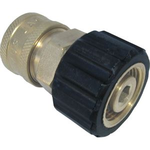 "Picture of 3/8"" QD Coupler x M22-14MM F Twist Coupler"