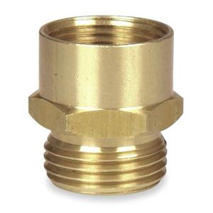 Picture of 3/4 Female NPT x 3/4 MGH Brass Coupling