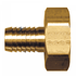Picture of 3/8 ID x 3/4 Swivel FGH Brass Hose Barb Fitting