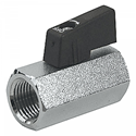 Picture for category Chrome Plated Brass Ball Valve