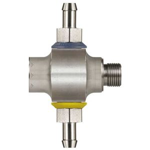 """Picture of Suttner ST-166 Stainless Dual Chemical Injector w/18 Metering Nozzles, #18.0, 3/8"""""""