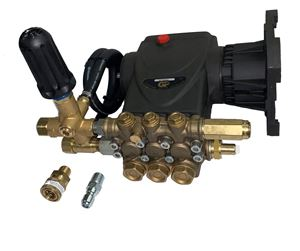 Picture of General EP1508G8 Pump Made Ready 3,045 PSI 3.4 GPM Direct Drive