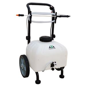 Picture of 9 Gallon Master Gardener Rechargeable Cart Sprayer 1 GPM