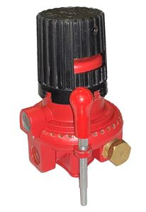 Picture of Gas-Flo High Pressure Lbs to Lbs LP-Gas Regulator 1/4 FPT 0-60 PSIG Range