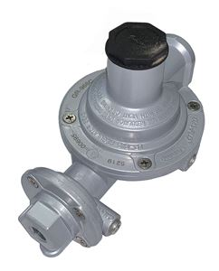 Picture of Gas-Flo Compact LP Gas Two Stage Regulator 1/4 F NPT x 1/2 F NPT