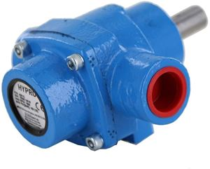 """Picture of Fimco Replacement Hypro 4 Roller Pump (4001C) W/ 3/4"""" FPT Ports"""