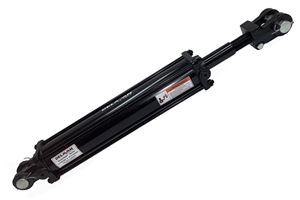 "Picture of Delavan PML Hydraulic Tie-Rod Cylinder 3"" Bore x 16"" Stroke, 1-1/2' Rod ASAE Certified"