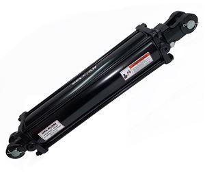 "Picture of Delavan PML Hydraulic Tie-Rod Cylinder 4"" Bore x 16"" Stroke, 1-1/4' Rod"