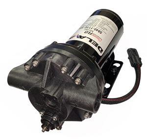Picture of Delavan Diaphragm Pump 12V, 60PSI, 4.0GPM, BYP