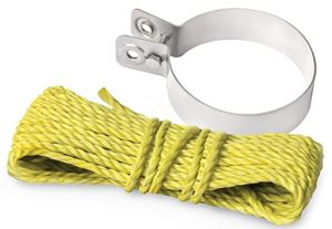 Picture of KBEE Collar Clamp with 20' Rope