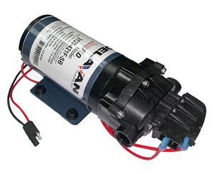 "Picture of Delavan SmartFLO Diaphragm Pump 12 V, 85-100 PSI 2 GPM 3/8"" FNPT Ports"